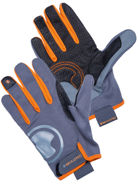 Skylotec KS Gloves Full Finger anthracite/orange/black
